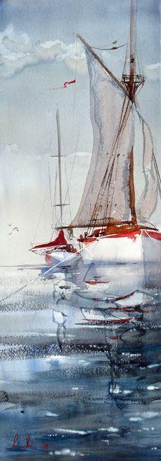 :: Art :: Watercolor :: Anders Andersson:
