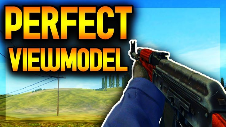 Perfect Viewmodel Guide