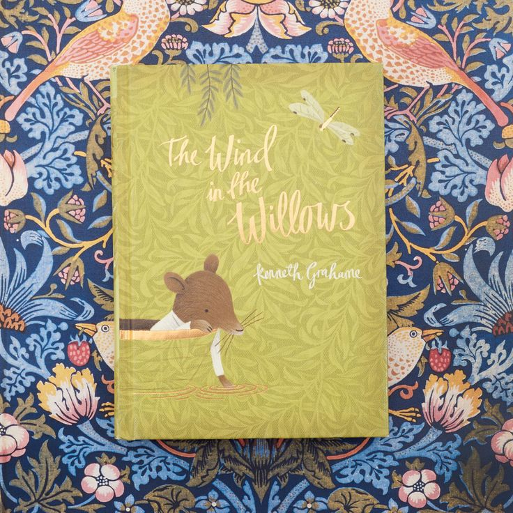 The Wind in the Willows | £9.99 | V&A Shop  #thewindinthewillows #puffinclassics #childrensbooks #VAMshop