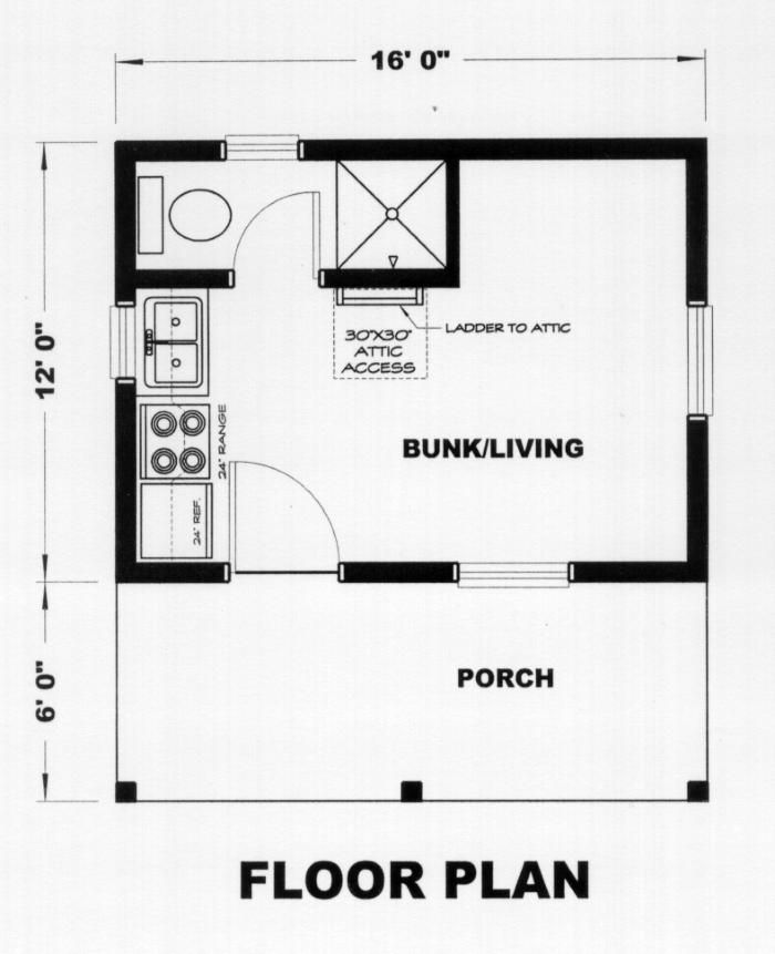 Regina 192 Sq Ft Cabin Plan In 2021 Small Cabin Plans Tiny House Floor Plans Cabin Floor Plans