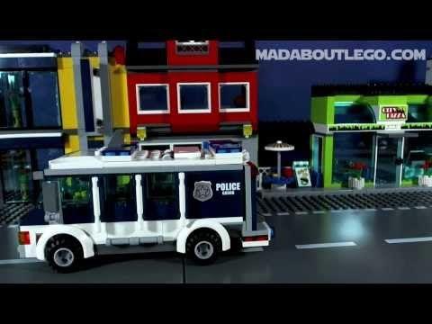 LEGO CITY FILMS 3 - YouTube