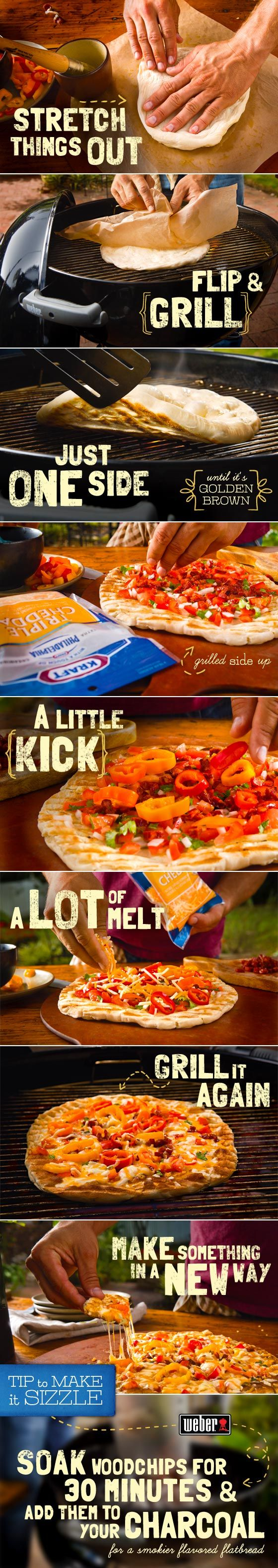 Yum summer grilling inspiration!