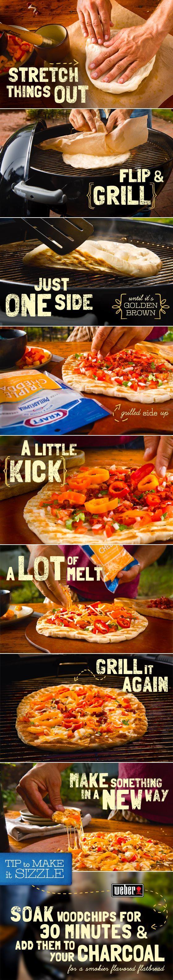 Yum summer grilling inspiration!