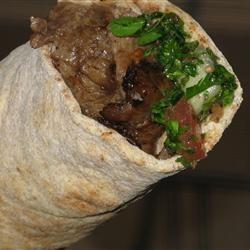 Lebanese Doner Kebab - best doner recipe I've found so far, still doesn't compare to London street vendors :(