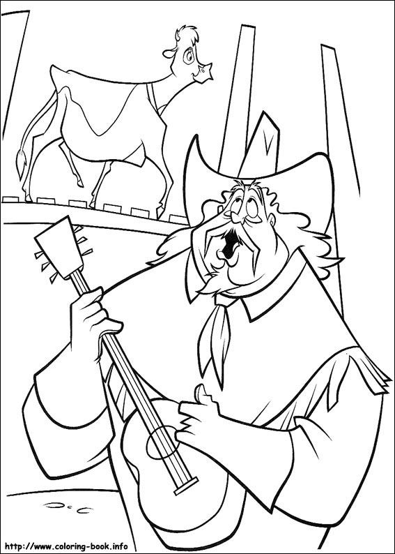 Home On The Range coloring page | Coloring pages and ...