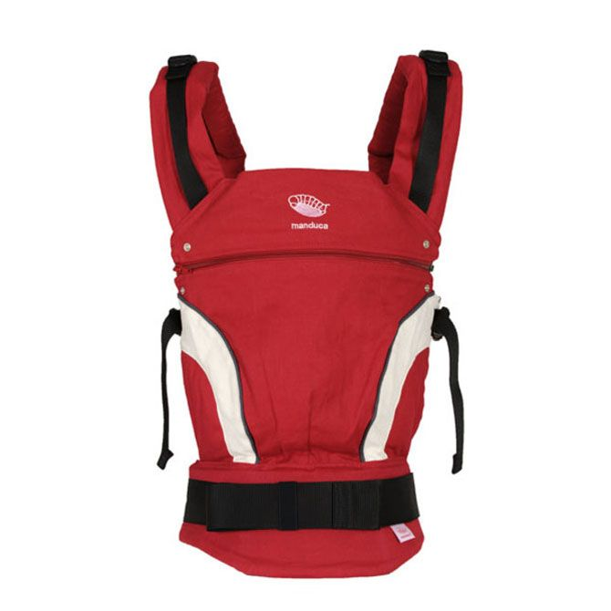Red Manduca Carrier $180