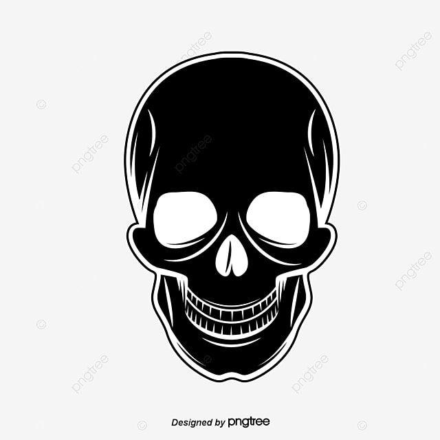 Skull Clipart Horror Skull Skull Cartoon Skull Vector Skull Horror Vector Skull Vector In 2021 Horror Skull Horror Skull