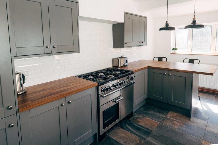 Howdens Kitchen Design Visit