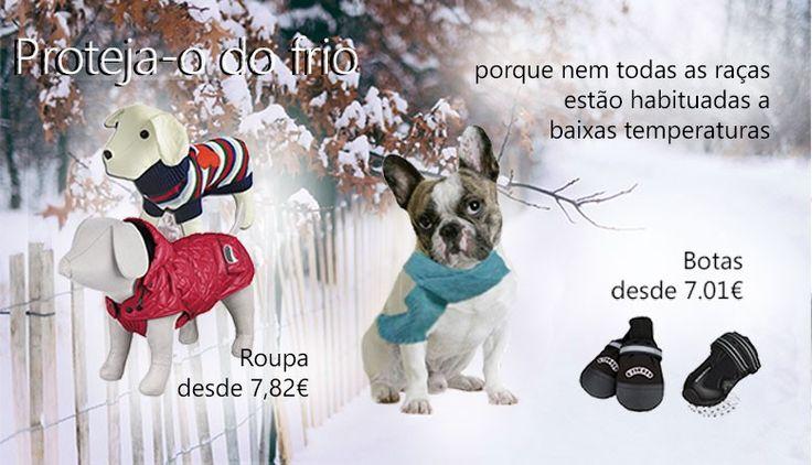 Roupas quentinhas para dias gelados!! :) #Wecanimal #Fashion #Pet