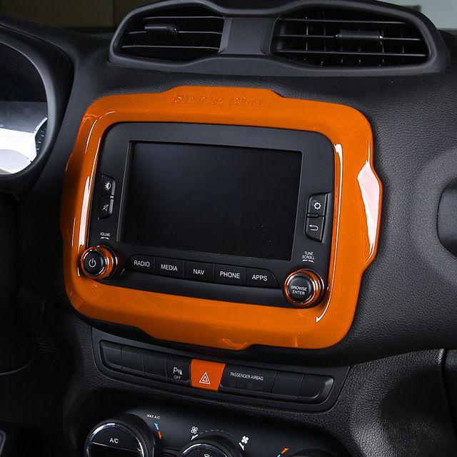1000 id es sur le th me accessoires jeep sur pinterest for Interieur jeep renegade