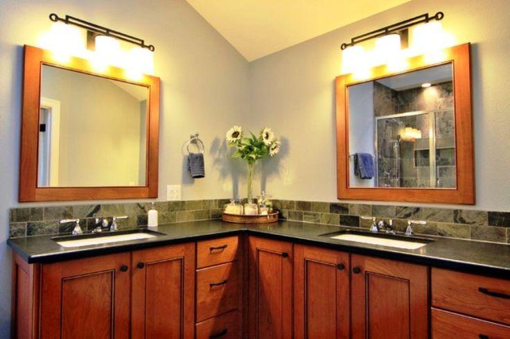 Double Corner Vanity Corner Double Bathroom Vanity Corner Bathroom Vanity Units Corner