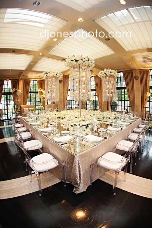 rehersal dinner idea, or engagement party idea