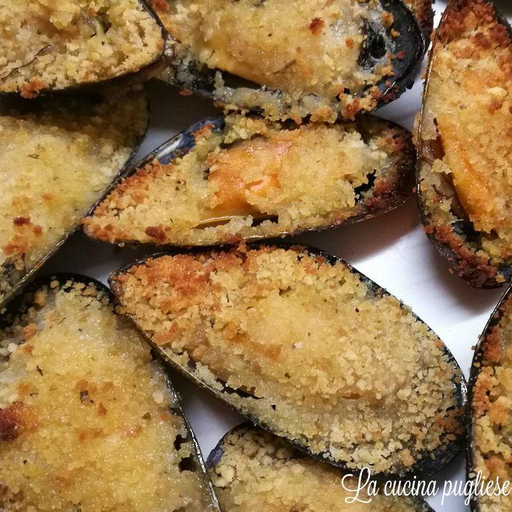 Il pesce è uno degli ingredienti principi della cultura gastronomica salentina (ma anche pugliese). E uno degli antipasti o contorni tipici salentini sono