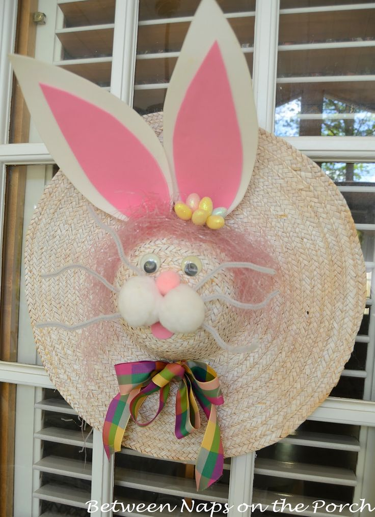 easy crafts idea 25 best straw hat wreaths images on hats hat 1929