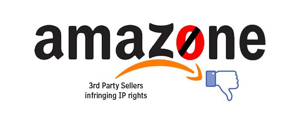 Let's take the message that IP theft is NOT acceptable to Amazon in a way that they will understand; through their bank account and their share price!