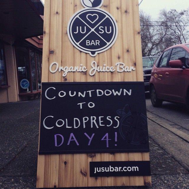 Jusu  juice bar in Cadboro bay #jusubar #organic #coldpress #yyj #victoria #healthy #fresh