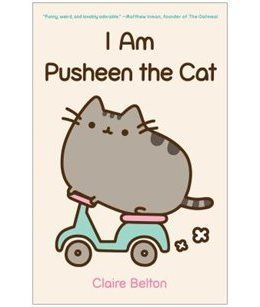 Book I Am Pusheen the Cat by Claire Belton