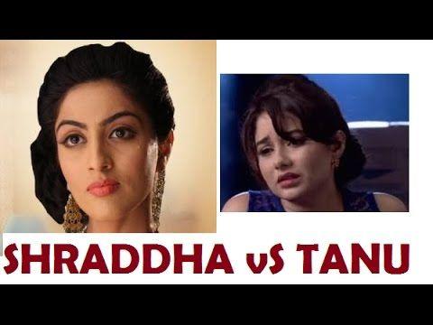 Monica khanna pemeran Shraddha Thapki Antv  VS Leena Jumani pemeran Tanu...
