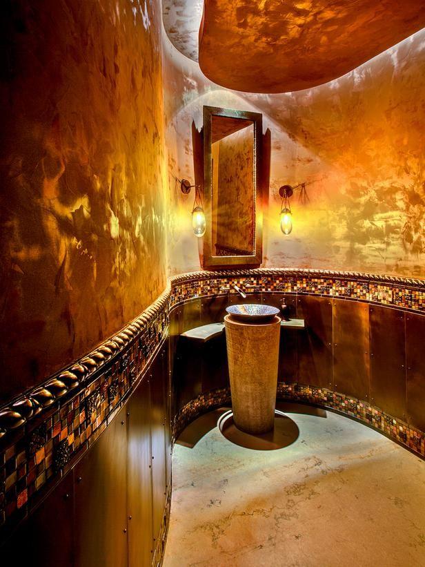 25 tuscan bathroom design ideas - Tuscan Bathroom Design