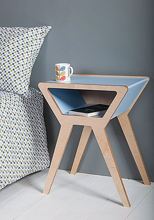 Contemporary bedside table- Pod bedside table | www.bocadolobo.com/ #luxuryfurniture #designfurniture