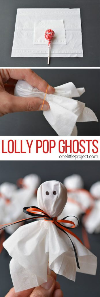 Lolly Pop Ghosts – The Vampire Shop