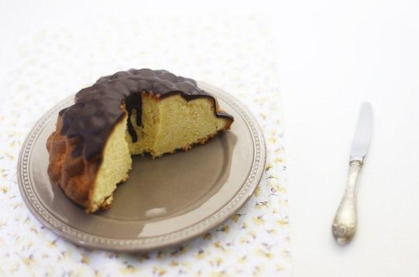 Кекс в шоколаде по ГОСТу - Чадейка