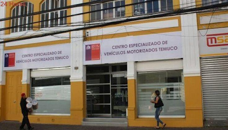 Registro Civil cambia dirección para registro de vehículos motorizados en Temuco