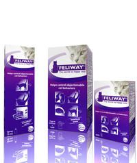 Feliway - Visit dvm360.com/FearFree to learn more about Fear-Free veterinary visits