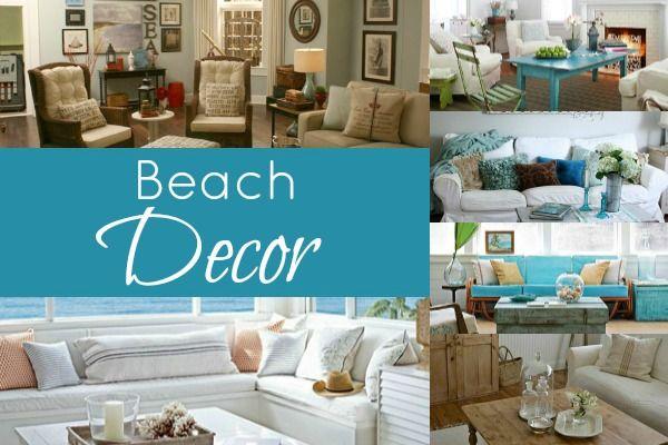 25 best beach themed living room ideas on pinterest - Beach themed living room pinterest ...
