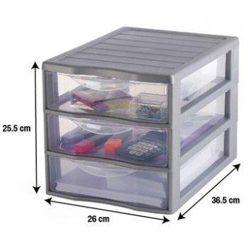tours de rangement plastique tour tiroirs plastique x x h. Black Bedroom Furniture Sets. Home Design Ideas