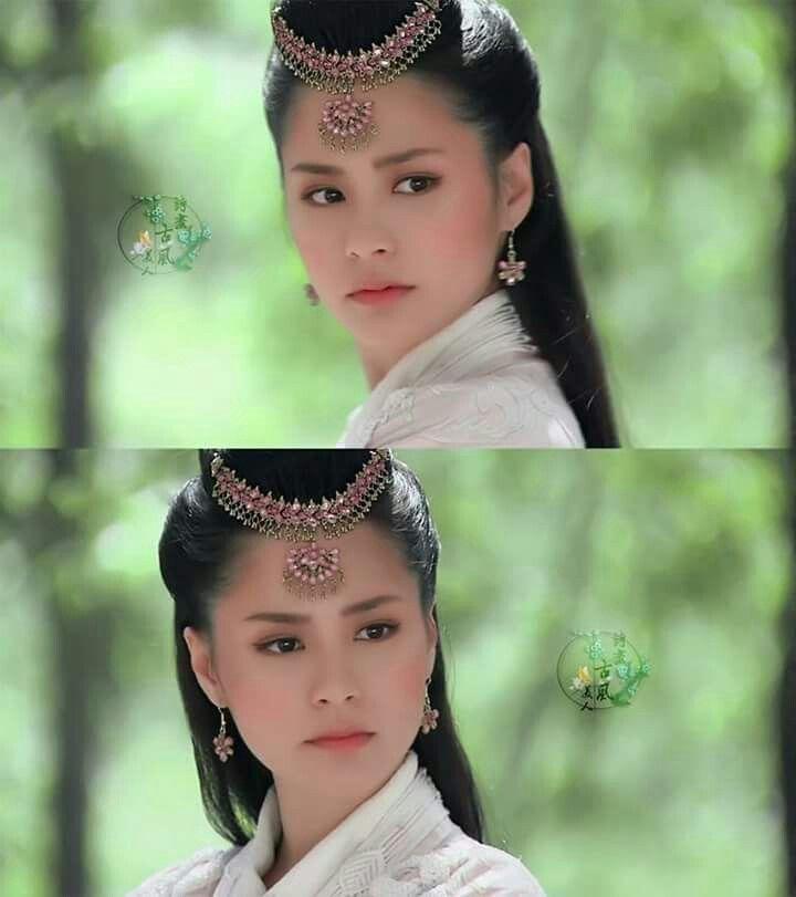 Gillian Chung Yan Tung 钟欣桐 - Holy Pearl 《女媧傳說之靈珠》 2011