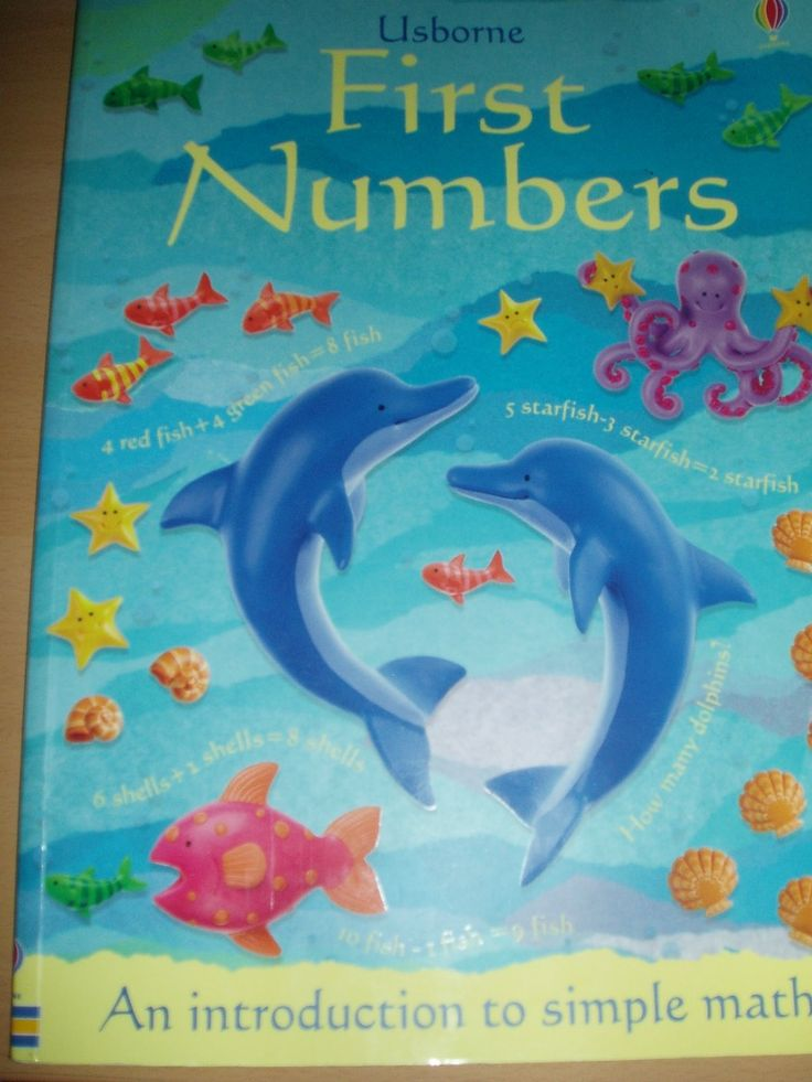 Usborne first numbers found on ofamilyblog