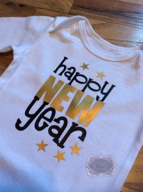 Nye Shirt Happy New Year Baby Onesie New Years Eve Shirt 2016 Shirt Personalized Onesie Personalized New Years Eve Shirt New Years Shirts Happy New Year Baby