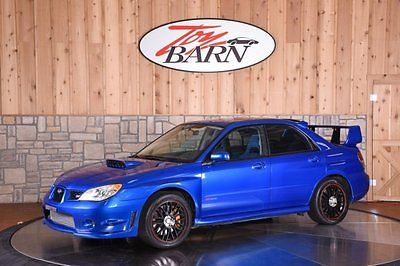 awesome 2007 Subaru Impreza WRX STI - For Sale