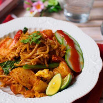 Mee Goreng Mamak | Delishar - Singapore Cooking Blog
