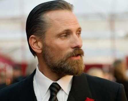 Van dyke-ish beard