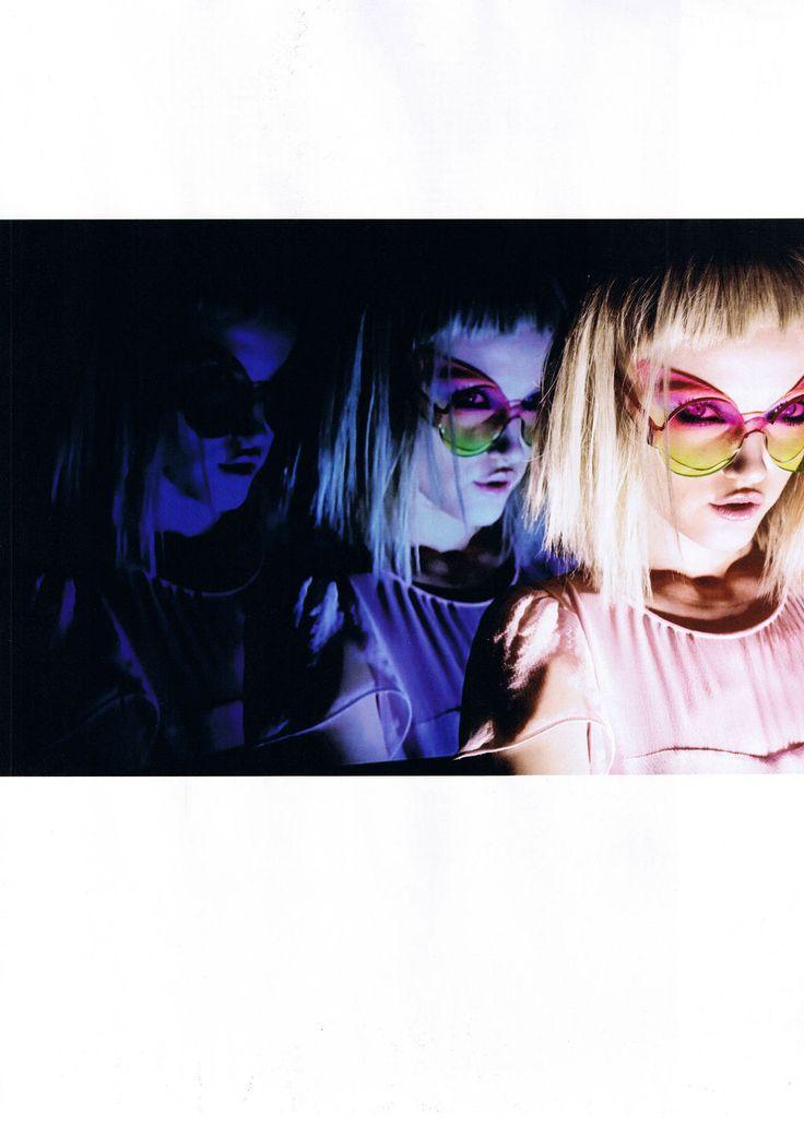 Vlada Roslyakova for Hunger Magazine Issue #2 Summer 2012 – Screen Siren by Rankin