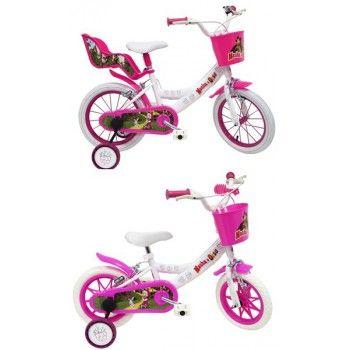 Bicicletta Masha e Orso