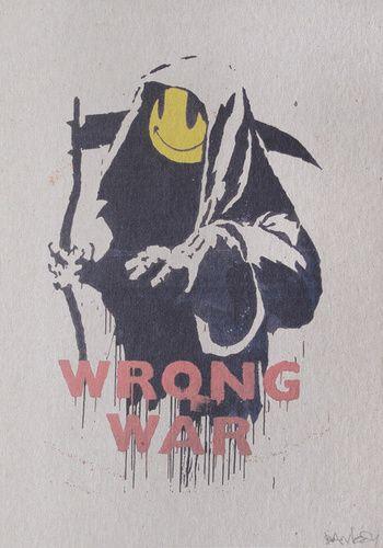 Wrong War. Pax Britannica - A Hellish Peace.