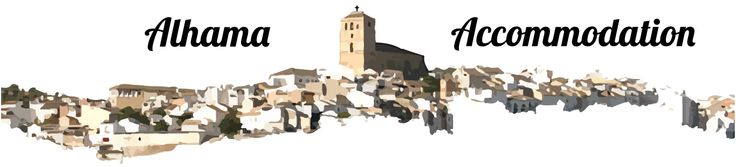 Alhama Accommodation in Alhama de Granada in Andalucia