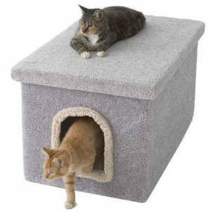 Hide A Cat Litter Box