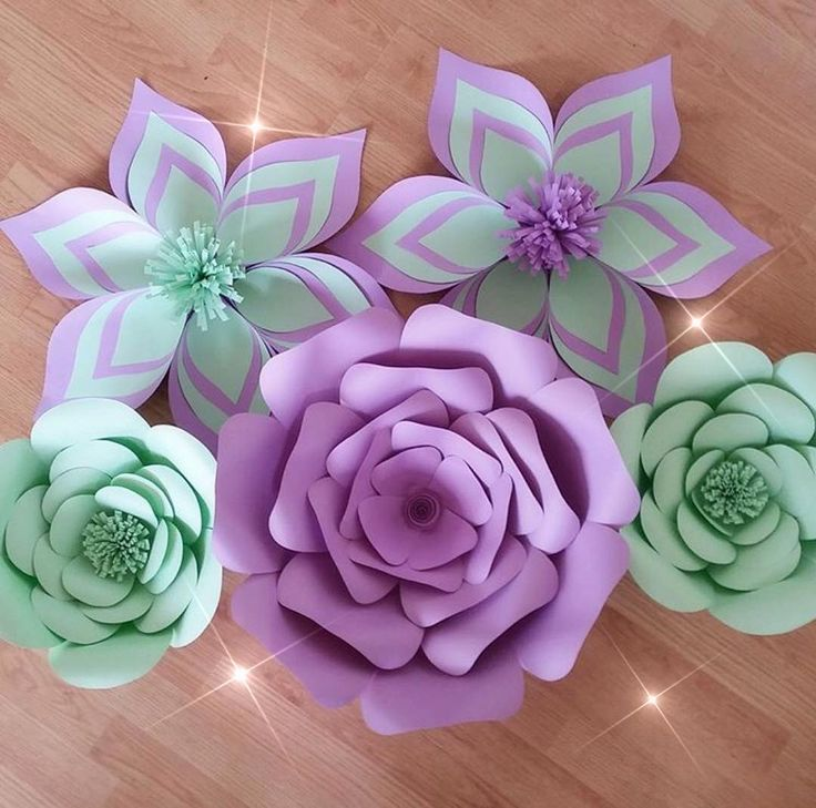 """1,041 Likes, 24 Comments - Danielle Gonzales (@backdropinabox) on Instagram: """"I LOVE seeing my clients paper flowers they make and look how BEAUTIFUL @creativecouturedesigns…"""""""