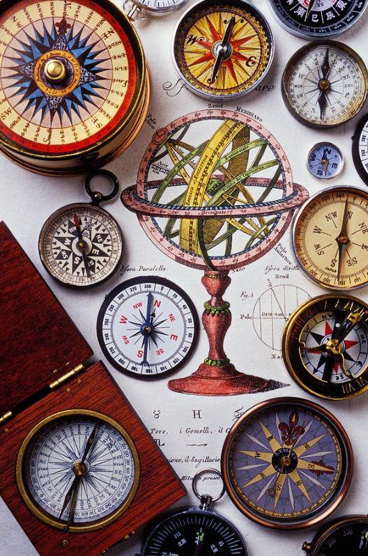 Compasses & Globes