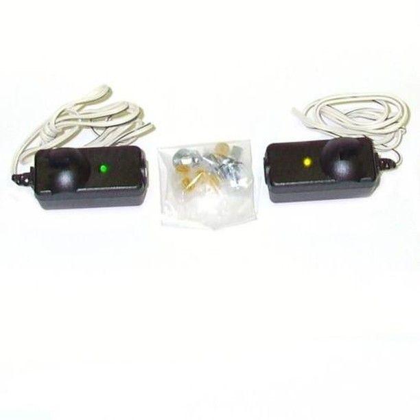 Liftmaster Infrared Safety Beam Sensors New Style 41a5034 This Replacement Infrared Safety Beam Sensor Kit Garage Door Sensor Liftmaster Craftsman Garage Door