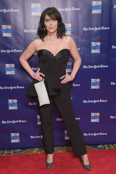 Michelle Forbes Photos - Actor Michelle Forbes attends IFP's 27th Annual Gotham Independent Film Awards on November 27, 2017 in New York City. - IFP's 27th Annual Gotham Independent Film Awards - Red Carpet