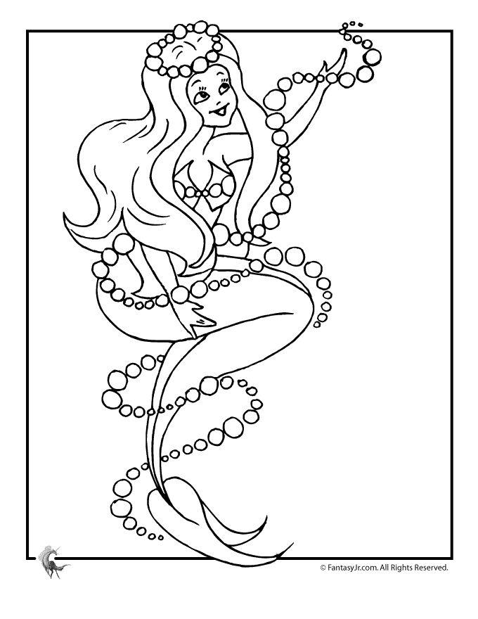 Cute Mermaid Coloring Pages Luxury Image Mako Mermaids Coloring