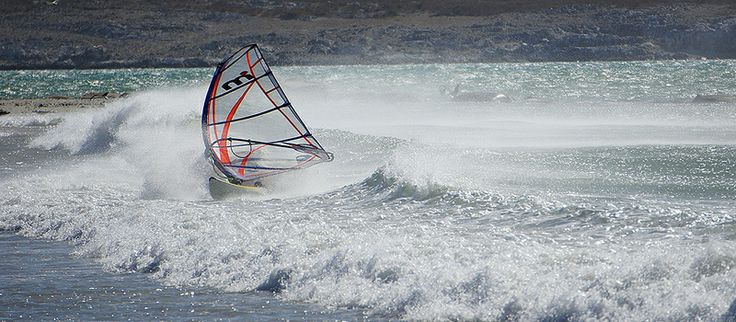 Feel it Langebaan waves not that frequent, but when it happens Windsurfers do have a field day