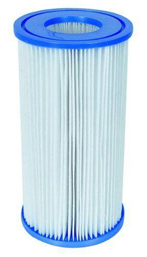 Bestway – Cartouche pour filtre Bestway: Price:9.99Présentation – Cartouche filtrante Bestway FLOWCLEAR 58012 10.6cm x 20.3cm pour filtre…