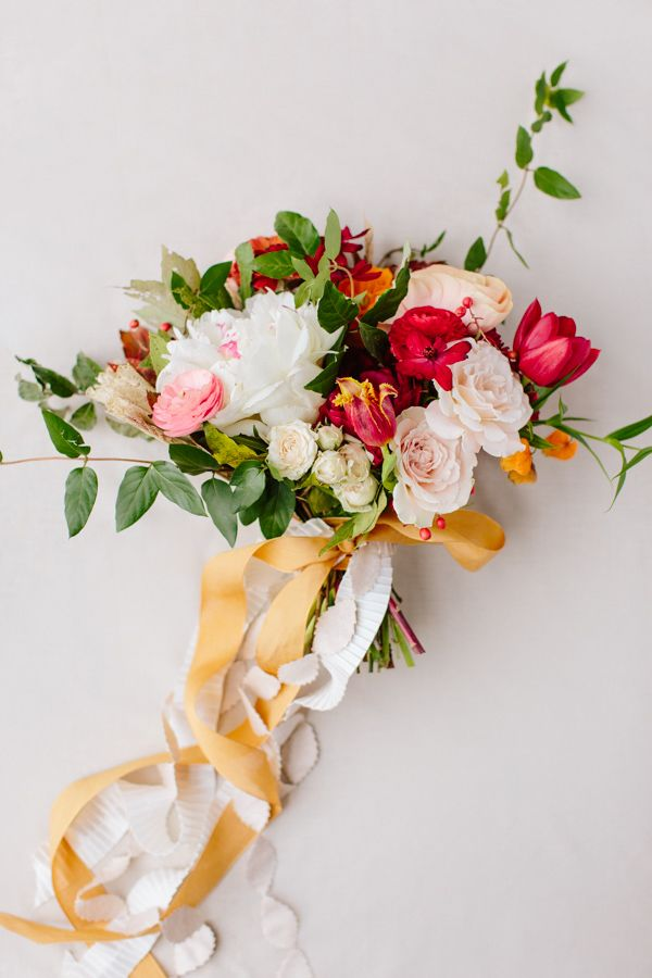 Fall bouquet | Lauren Carnes