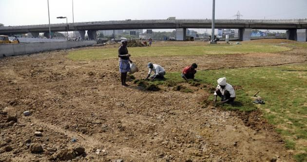 Koyambedu flyover to get a touch of green